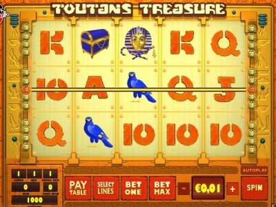 Toutans treasure