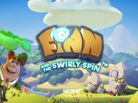 Finn and the Swirly Spin van Netent op komst