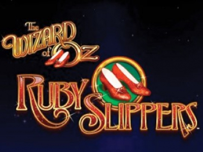 The Wizard of Oz: Ruby Slippers is een voortreffelijke slot machine