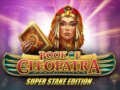 Book of Cleopatra SuperStake Edition