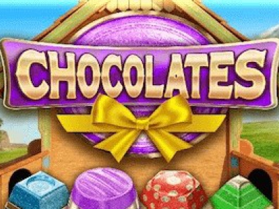 Chocolates van Big Time Gaming interessant voor zoetekauwen!