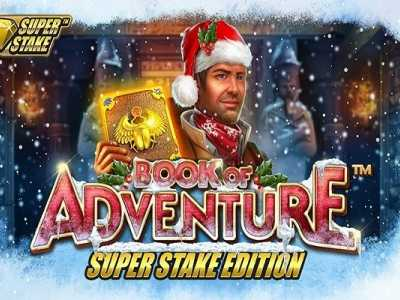 Book of Adventure Christmas