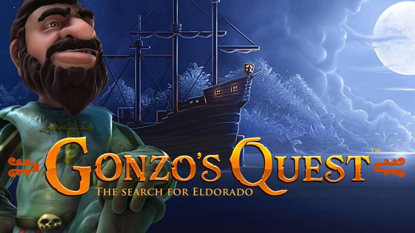 Gonzos Quest slide