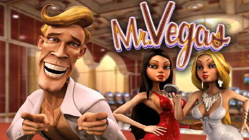 Mr Vegas slide