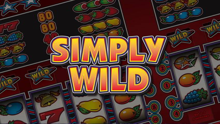 Simply Wild slide